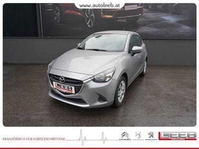 gebraucht Mazda 2 2G75 Emotion Limousine,