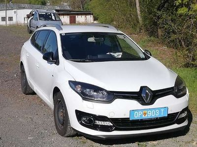 gebraucht Renault Mégane Grand Tourer Bose Kombi Edit.EN.dCi 110 PS 81kW Kombi / Family Van