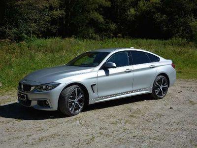 gebraucht BMW 420 Gran Coupé 4er-Reihe Allrad (F36) xDrive Gran Co