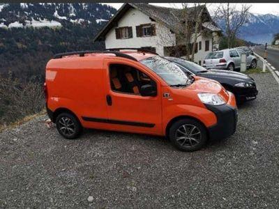 gebraucht Citroën Nemo 1,4 Seduction