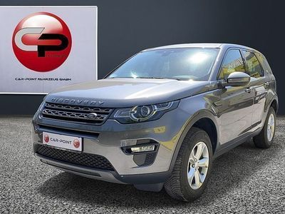 used Land Rover Discovery Sport 2,0 TD4 180 4WD SE Aut.