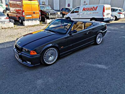 gebraucht BMW 328 Cabriolet 3er-Reihe Cabrio (E36)