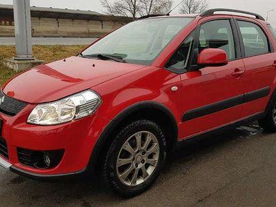 gebraucht Suzuki SX4 Benzin 4x4 nur 58.000km SUV / Geländewagen