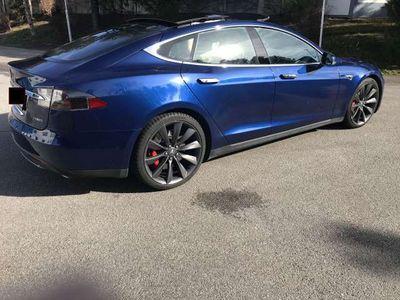 gebraucht Tesla Model S P90D Vollausstattung, Free SC