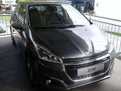 gebraucht Peugeot 208 Allure 1,2 PureTech 110 S&S Limousine