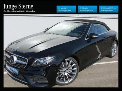 gebraucht Mercedes E220 Cabriolet AMG MULTIBEAM DISTR. Finanz. mögl.
