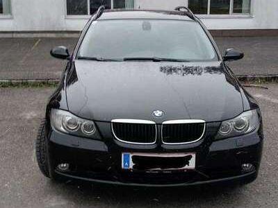 gebraucht BMW 318 3er-Reihe Kombi Diesel (E91) Touring