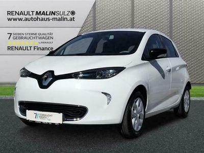 gebraucht Renault Zoe Life R240 (Batteriemiete) Limousine