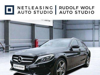 used Mercedes C180 T AMG Line Autom./Klima/LED/Park-Assist. Telefon