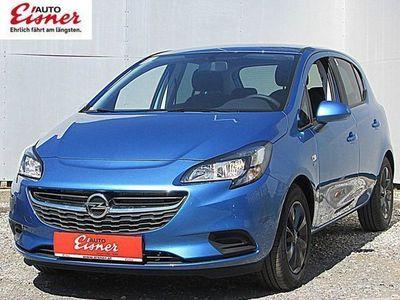 gebraucht Opel Corsa 1,4 Turbo Edition Start/Stop System Limousine,