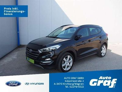 gebraucht Hyundai Tucson 1,6 T-GDI 4WD Premium DCT