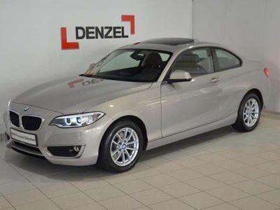 gebraucht BMW 220 d xDrive Coupé Ad