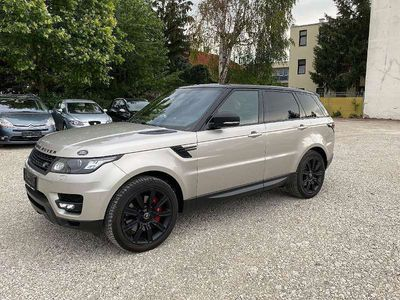 gebraucht Land Rover Range Rover Sport 3,0 SDV6/Hybrid HSE Dynamic SUV / Geländewagen