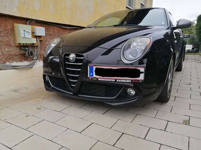 gebraucht Alfa Romeo MiTo MiTo1,4 Turbojet MutiAir QV Klein-/ Kompaktwagen