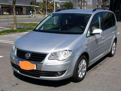 gebraucht VW Touran Trendline 2,0 TDI DPF