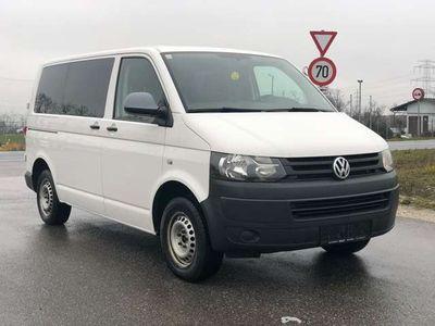 gebraucht VW T5 Kombi 2,0 TDI BMT D-PF **EXPORT**