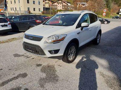 gebraucht Ford Kuga 2,0 Trend 4x4 TDCI DPF SUV / Geländewagen,