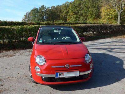 gebraucht Fiat 500C 500 Cabrio 1,2 Lounge Start