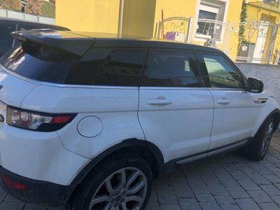 gebraucht Land Rover Range Rover evoque Prestige 2,2 TD4 Aut.
