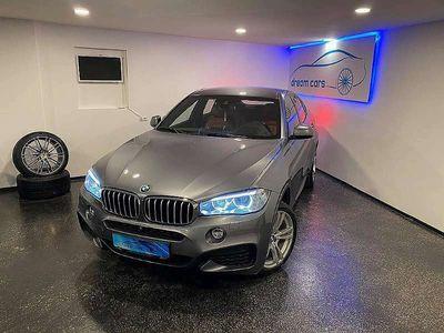 gebraucht BMW X6 xDrive40d*INDIVIDUAL*M-PAKET*360°KAMERA*KOMFORT