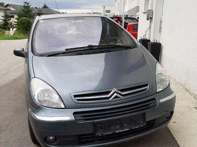 gebraucht Citroën Xsara 80 KW Benzin Kombi / Family Van