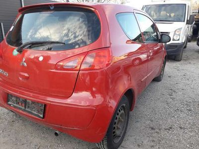 gebraucht Mitsubishi Colt 1,3 Benzin