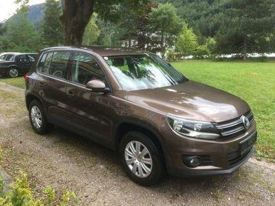 gebraucht VW Tiguan 4motion SUV / Geländewagen,