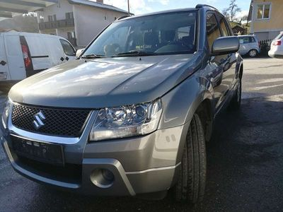 gebraucht Suzuki Vitara Grand 1,9 DDiS ***Kupplung rutscht unter Volllast*** SUV / Geländewagen