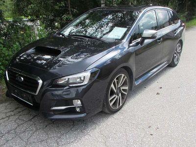 gebraucht Subaru Levorg Levorg 1.6 GT-S 4x4, 170 PS, 5 Türen, Automatik