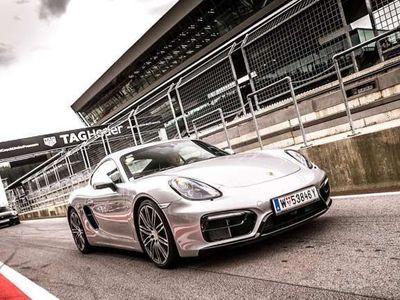gebraucht Porsche Cayman GTS PDK