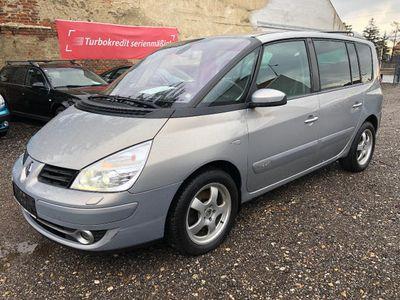 gebraucht Renault Espace Sport Edition 1,9 dCi Kombi / Family Van,