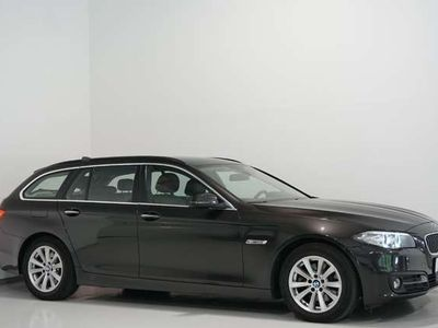 gebraucht BMW 520 D xDrive F11 Aut./NaviPRO/Leder/Driving-PLUS