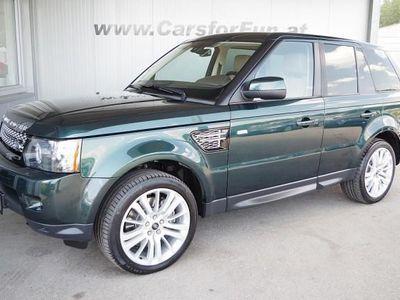 used Land Rover Range Rover Sport 3,0 TdV6 HSE DPF