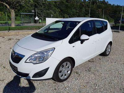 gebraucht Opel Meriva 1,3 CDTI ecoflex Cosmo Start/Stop System Kombi / Family Van,