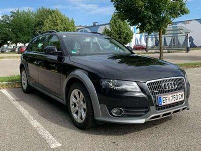 gebraucht Audi A4 Allroad 3,0 TDI quattro DPF S-tronic