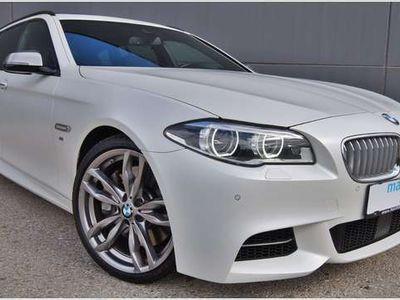 gebraucht BMW M550 550 d xDrive Touring Aut. F11 LCI