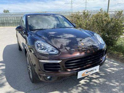 gebraucht Porsche Cayenne II Platinum Edition 3,0Aut. Panorma Memory 1.Bes