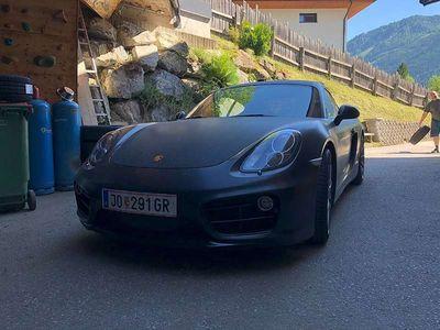 gebraucht Porsche Cayman S 981 Sportwagen / Coupé