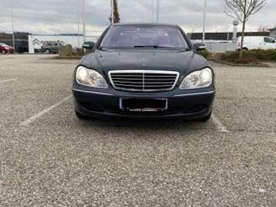 gebraucht Mercedes S400 CDI Aut.