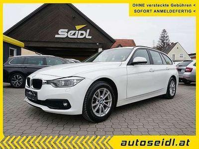 gebraucht BMW 316 316 d Touring Aut. *NAVI+LED*