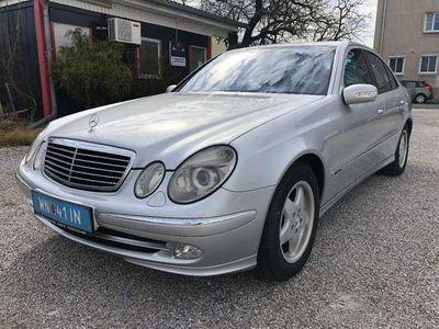 gebraucht Mercedes E270 E-KlasseAvantgarde CDI Aut. Limousine