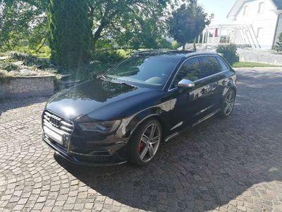 gebraucht Audi S3 Sportback 2,0 TFSI quattro S-tronic VOLLAUSSTATTUNG