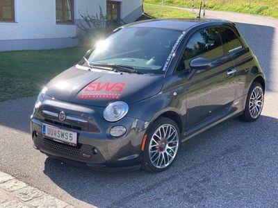 gebraucht Abarth 500 Fiat 500e California VOLL-Elektro € 10750,- Netto