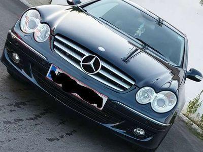 gebraucht Mercedes CLK320 Elegance Sport CDI