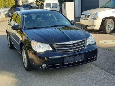 gebraucht Chrysler Sebring 2,0 CRD Touring Limousine