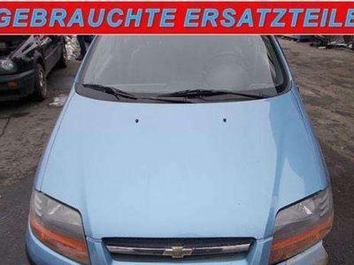 gebraucht Chevrolet Kalos 1.4 16V Klein-/ Kompaktwagen