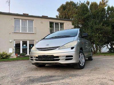 gebraucht Toyota Previa 2.0 D-4D Kombi / Family Van