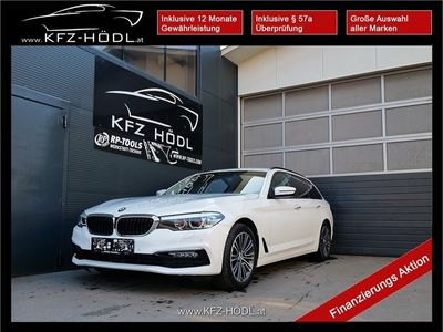gebraucht BMW 530 5er-Reihe i Touring xDrive Aut. Kombi / Family Van
