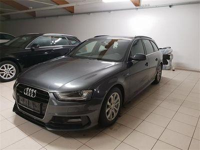 brugt Audi A4 Avant 2,0 TDI quattro Sport S-line, Xenon,Navi