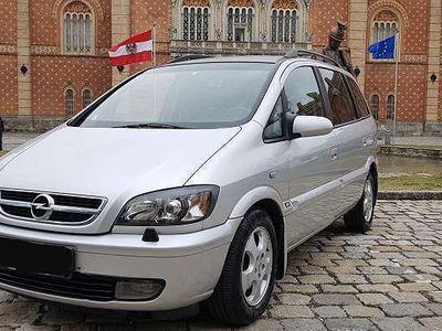 gebraucht Opel Zafira 2,0dti SPORT AUSSTATTUNG MIT PICKLER 09,2019 Kombi / Family Van,